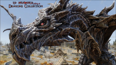 HD Reworked Dragons Collection 4K