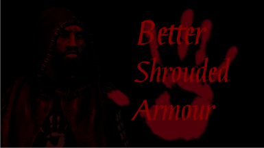 Better Shrouded Armour - SSE