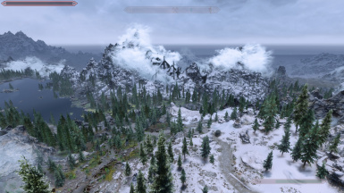 Majestic Mountains-BDS With LOD Fix
