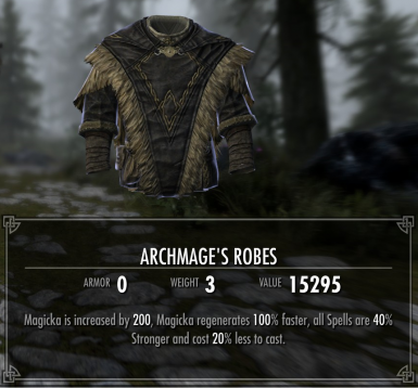 Archmage Robes
