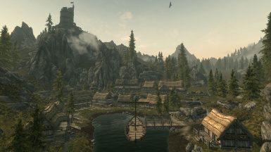 Seasons of Skyrim - Springtime Overhaul SSE