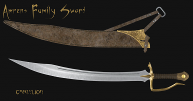 CL's Amrens Family Sword