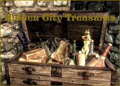Hidden City Treasures