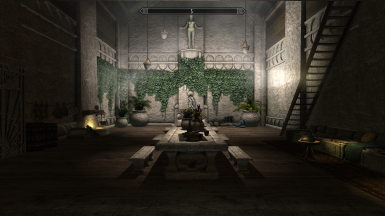 The Ivy Hall - an Oblivion Pocket Player Home