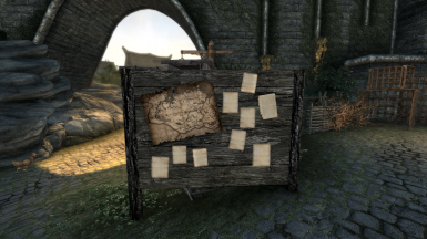 Missives - Dawn of Skyrim Patch
