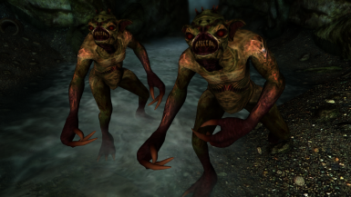 Ghouls- Mihail Monsters and Animals (MIHAIL SSE PORT)