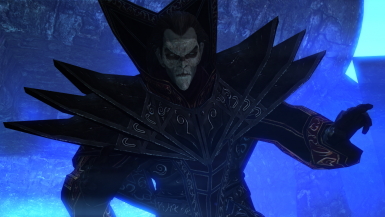 Necromaster Robes- Mihail Armors and Clothes (MIHAIL SSE PORT)