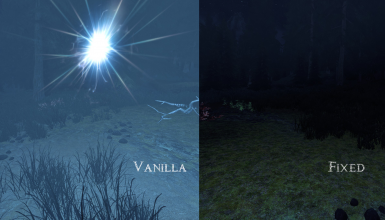 Rally's Candlelight and Magelight Fix SE - VR