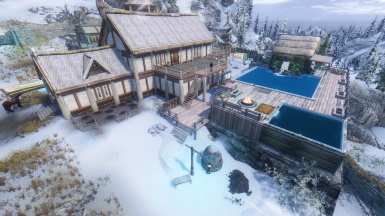 Heljarchen Pool and Hot Bath EX for SSE