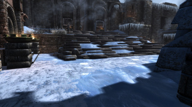 Majestic Mountains - Windhelm Snow