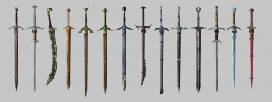 Optional scabbards
