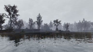 with Obsidian Weathers + Amon ENB