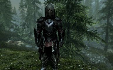 Heretic Armor - SSE Edition at Skyrim Special Edition Nexus
