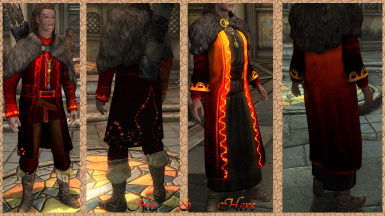 Radiant Raiment Outfit Texture Replacer