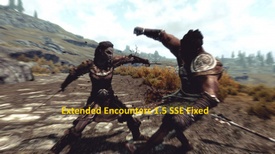 Extended Encounters 1.5 SSE Fixed and Addons