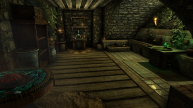 Alchemy/Enchanting Room