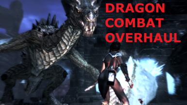 Dragon Combat Overhaul - SSE