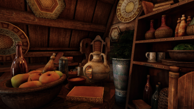 activate the stew bowl or the lamp trap thing to cook