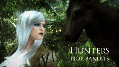 Hunters Not Bandita SE - Russian translation