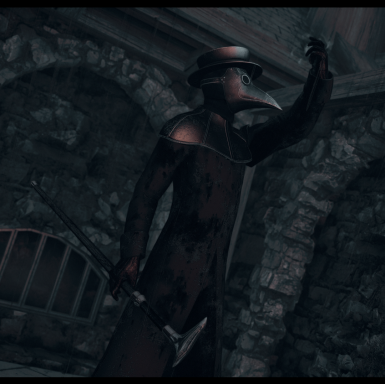 Plague Doctor Outfit