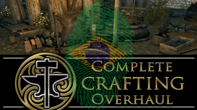 Complete Crafting Overhaul Remastered Traducao PT-BR
