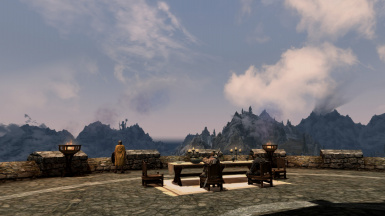 View from Whiterun