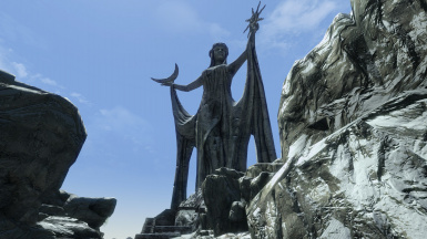 Elizabeths Tower - Azura Shrine SSE