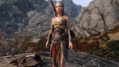 Light Wounds on female character