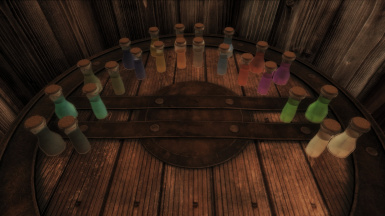 Witcher's Potions (Basic and Enhanced)