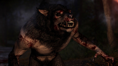 Update 2.1 - And werewolves!