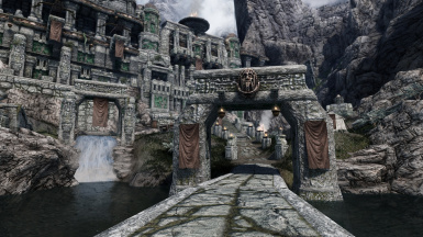Markarth Entrance Overhaul Patch Collection