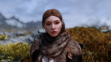 Inge - A Nord Female Preset for RaceMenu