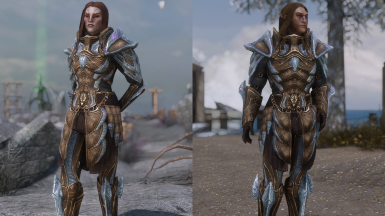 Variations - Armor and Clothing Recolours