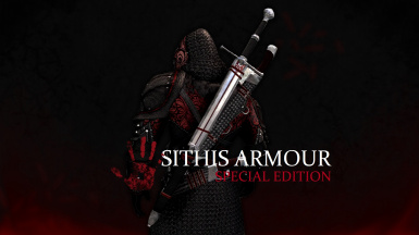 Sithis Armour - Special Edition