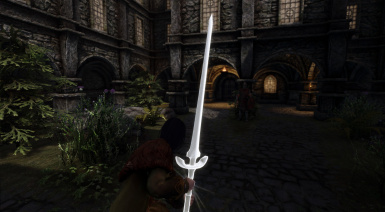 SSE blessed weapon
