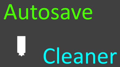 Autosave Cleaner (beta)