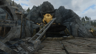 Thalmor-occupied dig site