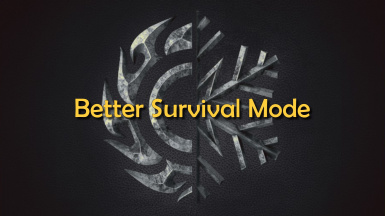 Creation Club - Better Survival Mode (English)