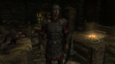 The Male Armor Variant