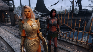 Saints And Seducers Followers And Spell Tweaks At Skyrim Special Edition Nexus Mods And Community