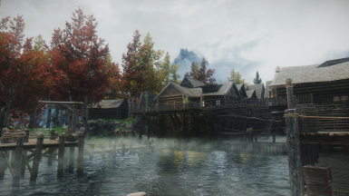 Riften Docks Overhaul