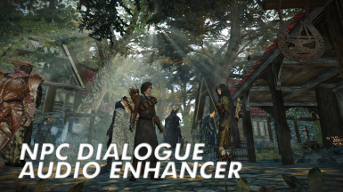NPC Dialogue Audio Enhancer