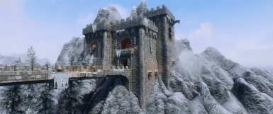 Stonecold Fortress
