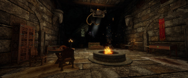 Stonecold Fortress, Jarl's Room
