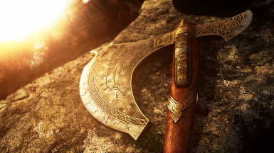 Leviathan Axe - Dwemer Artifacts SE