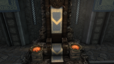 optional windhelm throne