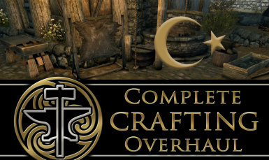 Complete Crafting Overhaul Remastered - Turkish Translation