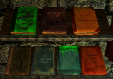 Auri's new book textures