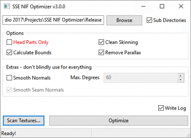 SSE NIF Optimizer