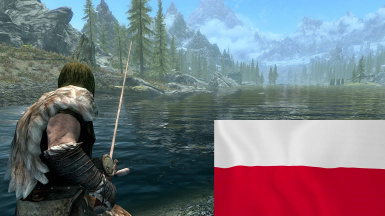 Skyrim Fishing SE - Polish Translation